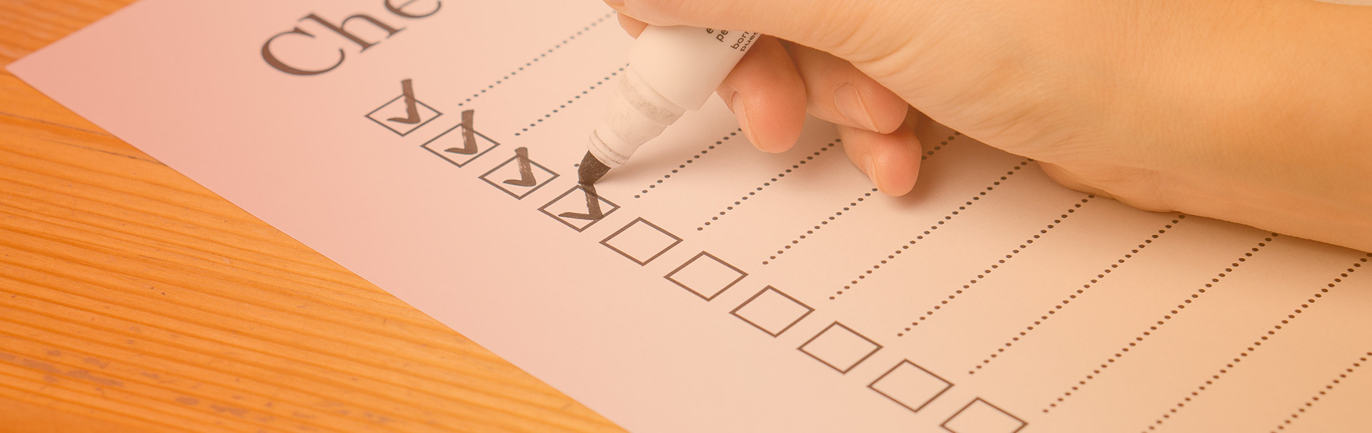 checklista składowych ceny za pozycjonowanie